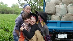 Tobias, Haruyo, Me and Yukie